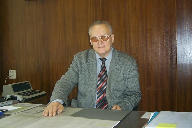 Ушел из жизни Александр Иванович Галушкин
